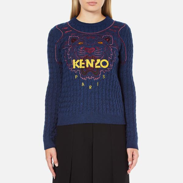 Blue Kenzo Jumper