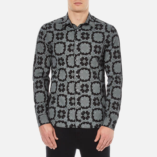 Vivienne Westwood Anglomania Men's Classic Shirt - Black/White
