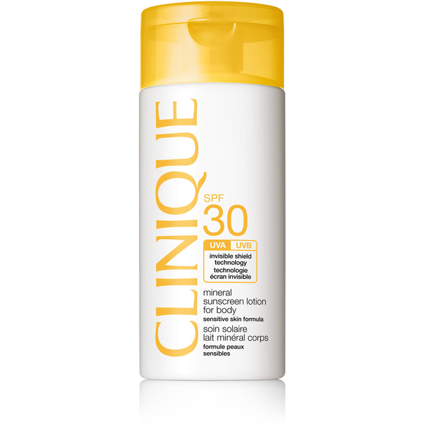 Clinique Mineral Sunscreen Fluid for Body SPF30 125ml