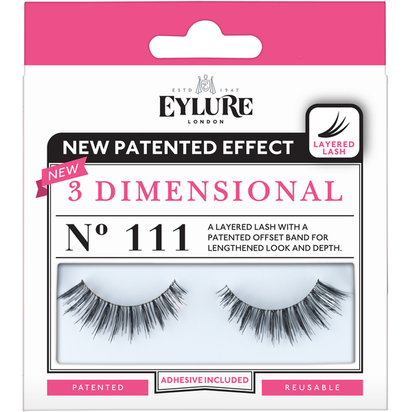 Eylure 3 Dimensional Lashes N° 111