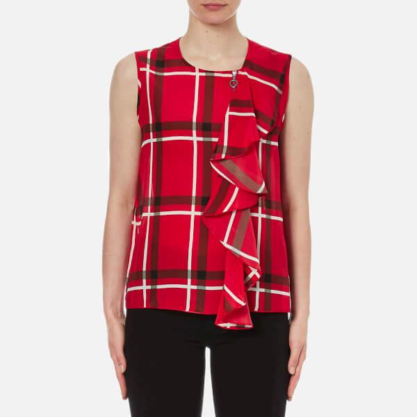 Sportmax Code Women's Gea Top - Red