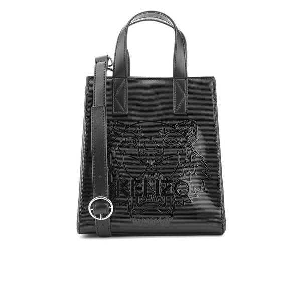 KENZO Women's Icons Mini Tote - Black