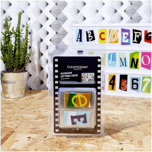 Lot de lettres pour lightbox lettre anonyme traditional gifts - Lettre pour lightbox ...