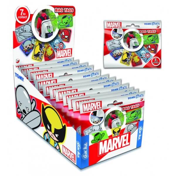 ZBOX Marvel Bag Tag