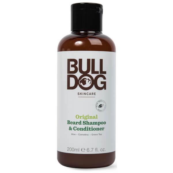 Bulldog Original 2-in-1 Beard Shampoo and Conditioner 200ml