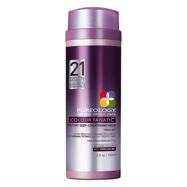 Pureology Colour Fanatic Instant Deep-Conditioning Mask - 150 ml