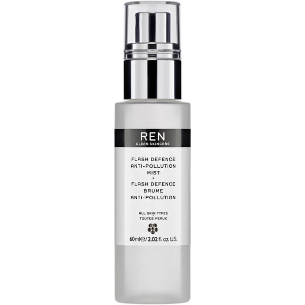REN Flash Defence Anti-Pollution Mist - 60 ml