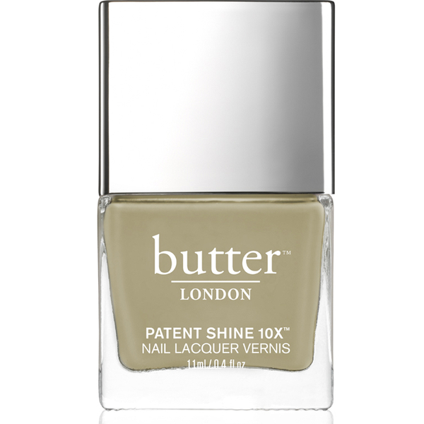 butter LONDON Patent Shine 10X Nail Lacquer 11 ml - Dapper