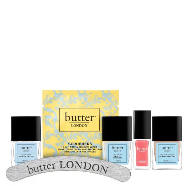butter LONDON Wasserloses Maniküre-System