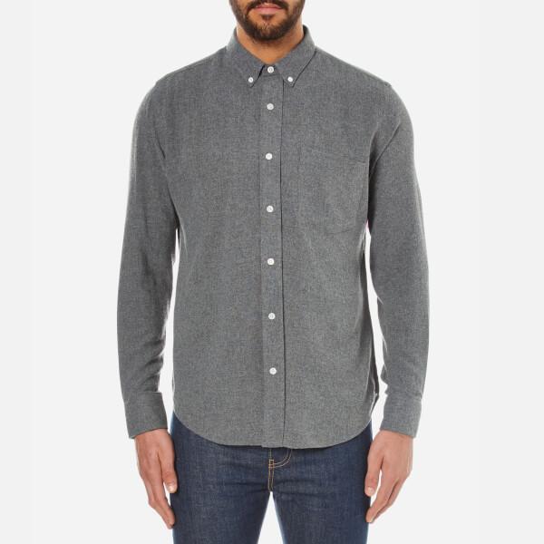 AMI Men's Summer Fit Shirt - Grey