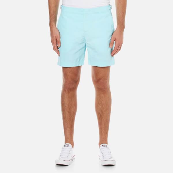 Orlebar Brown Men's Bulldog Swim Shorts - Eucalyptus
