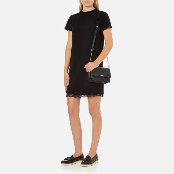 f03e2b77d1f9 MICHAEL MICHAEL KORS Daniela Crossbody Bag - Black  Image 2