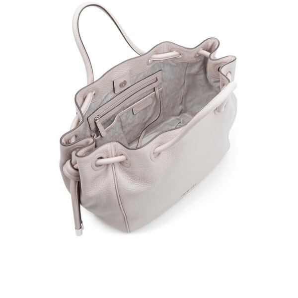9ed59ce35c69 MICHAEL MICHAEL KORS Dalia Shoulder Tote Bag - Cream: Image 5