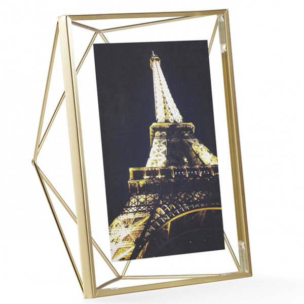 Umbra Prisma Photo Frame - Brass - 5