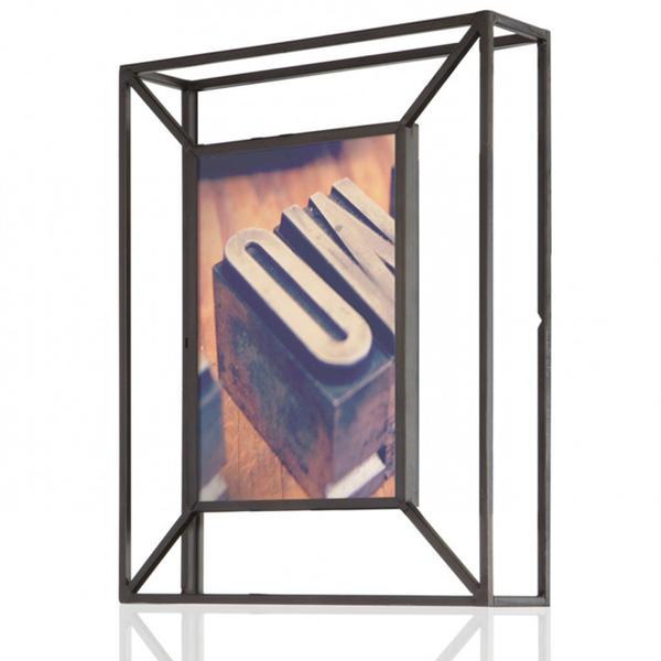 Umbra Matrix Photo Display - Black - 5