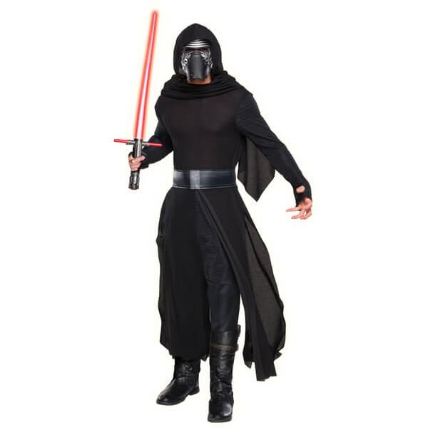 Star Wars Men's Deluxe Kylo Ren Fancy Dress