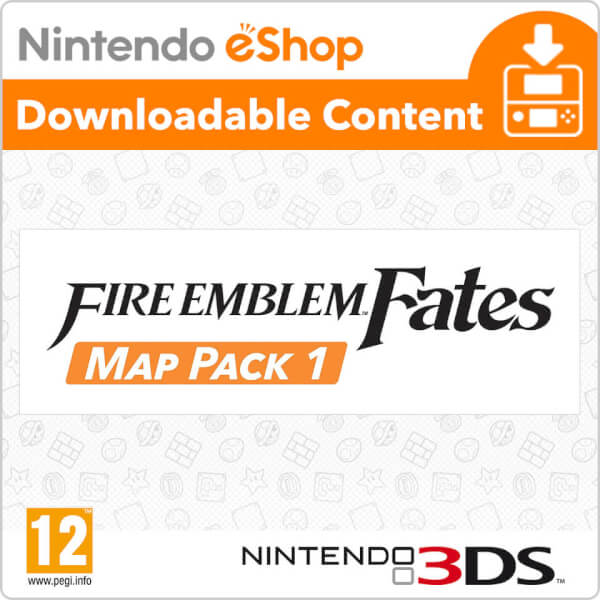 Fire Emblem Fates Map Pack 1 DLC