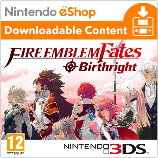 Fire Emblem Fates: Birthright DLC