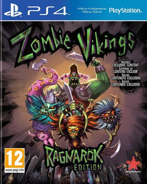 Zombie Vikings: Ragnarök Edition