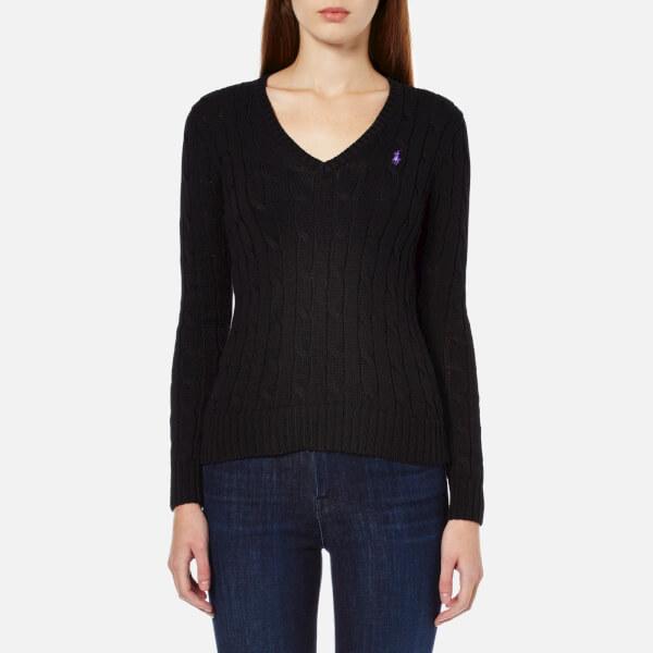 Polo Ralph Lauren Women's Kimberly Jumper - Black