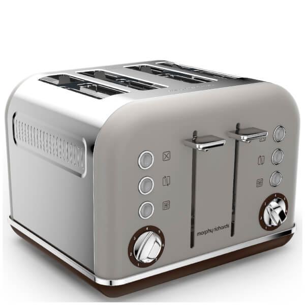 Slicwe Morphy Richards Toaster 4: Morphy Richards 242102 Accents 4 Slice Premium Toaster