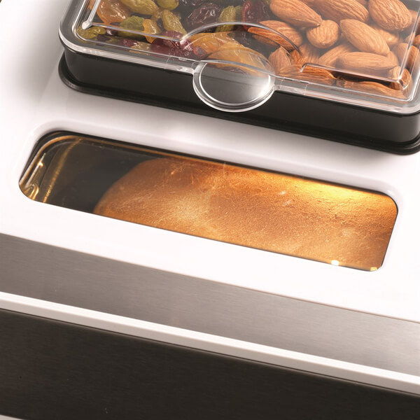 Morphy Richards Bread: Morphy Richards Premium Plus Bread Maker - Ice White