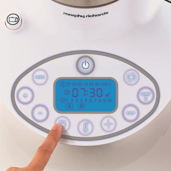 morphy richards pressure cooker manual