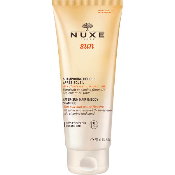 NUXE After Sun Hair and Body Shampoo 200 ml