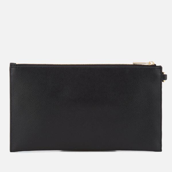 6068900f0b Furla Women's Babylon XL Envelope Clutch Bag - Black: Image 4