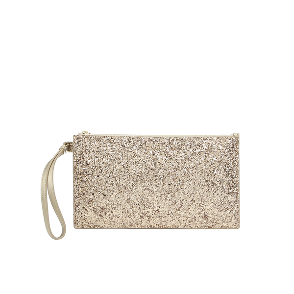 95658b5b722 Furla Women's Babylon XL Envelope Clutch - Gold: Image 1