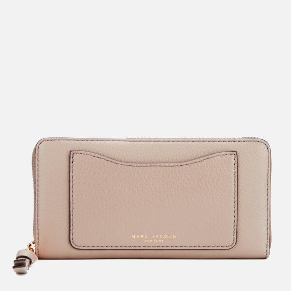 0ba1510de26 Marc Jacobs Women's Recruit Continental Wallet - Mink: Image 1