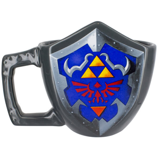 The Legend of Zelda Collector's Edition Shield Mug