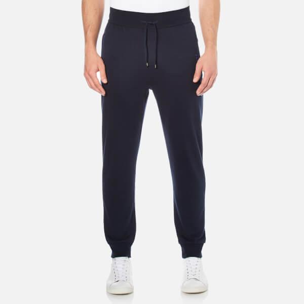 BOSS Hugo Boss Men's Cuffed Sweatpants - Blue