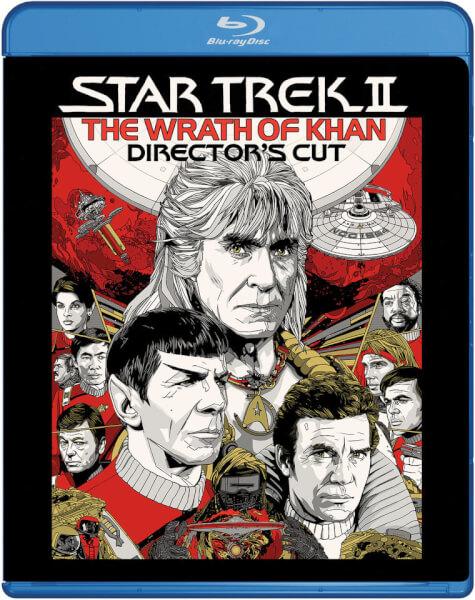 Star Trek 2 : La Colère de Khan (Directors Cut)