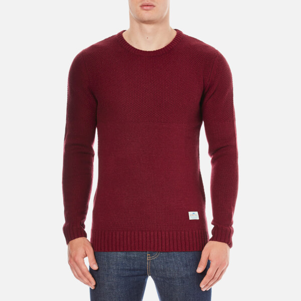 Penfield Men's Shriman Jumper - Red