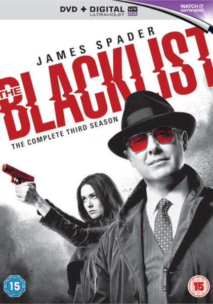 The Blacklist - Complete Season 3
