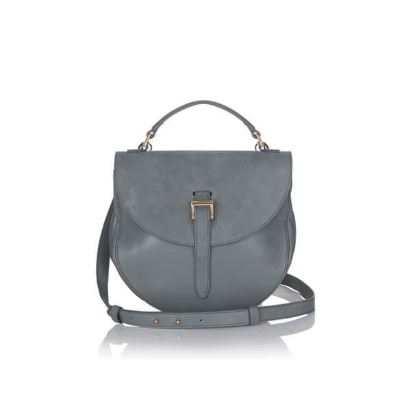 meli melo Women's Ortensia Mini Cross Body Bag - Blue Heron