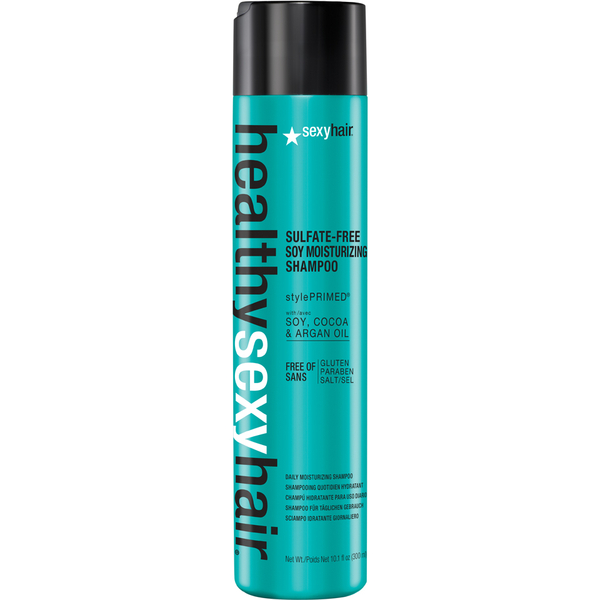 Sexy Hair Healthy Soy Moisturizing Shampoo 300ml