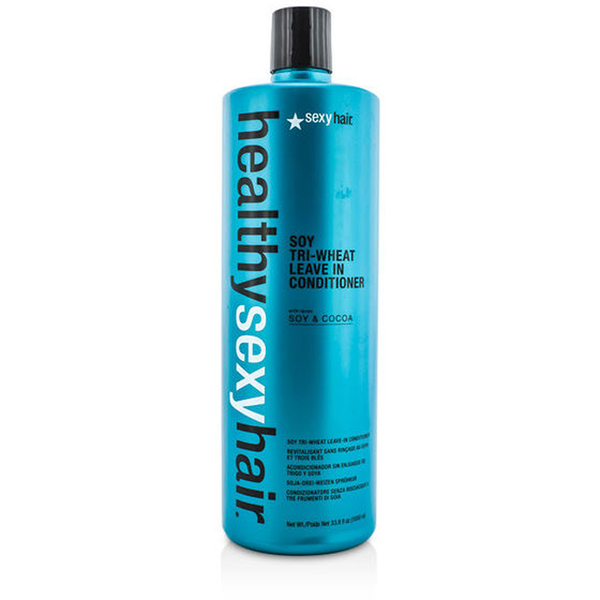 Acondicionador sin aclarado Soy Tri-Wheat Healthy Sexy Hair de 1000 ml