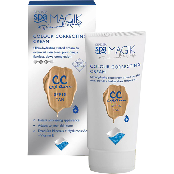 Dead Sea Spa Magik Diamond Range CC Cream SPF15 - 50ml