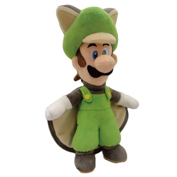 Luigi Squirrel Soft Toy
