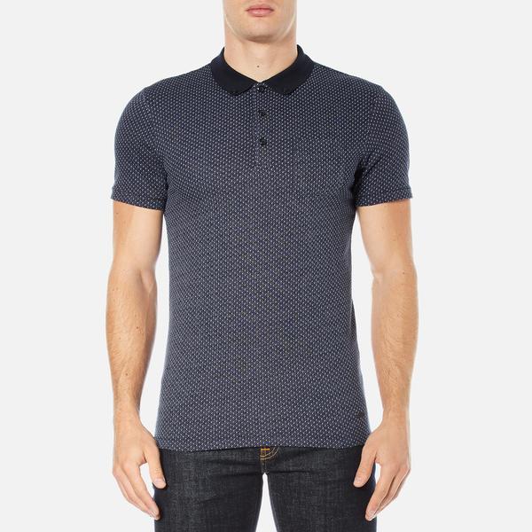 BOSS Orange Men's Picktown Polo Shirt - Navy