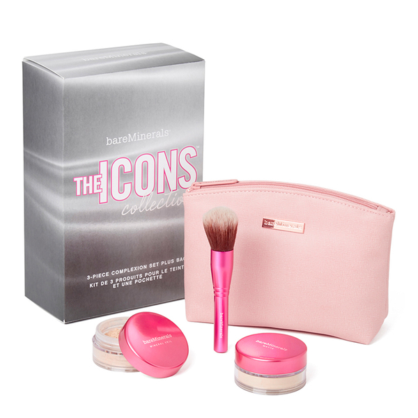 Colección Mate para Base The Icons de bareMinerals (Vale 67 £)