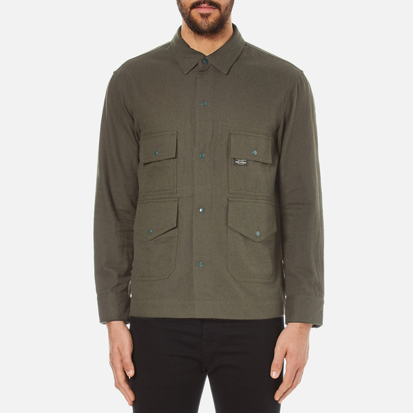Garbstore Men's Flight Shirt - Green