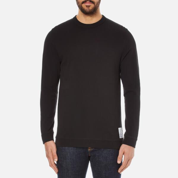 Garbstore Men's Long Sleeve Top - Black