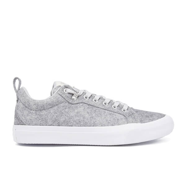 Converse Men's All Star Fulton Fuse Trainers - Ash Grey/White/Volt