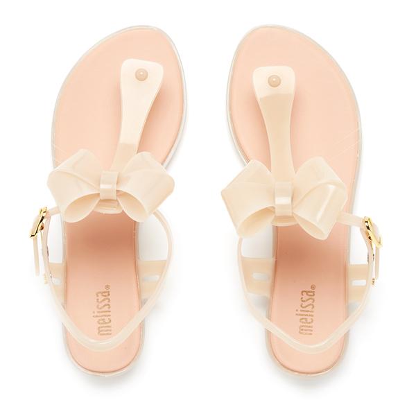 Melissa Women's Solar Bow Sandals - Blush