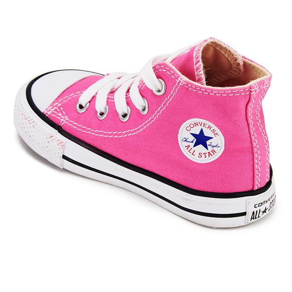306a95ad2c7 Chuck Taylor First Star Infant High Top Pink