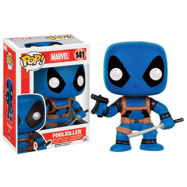 Deadpool Rainbow Squad Foolkiller Pop! Vinyl Figure