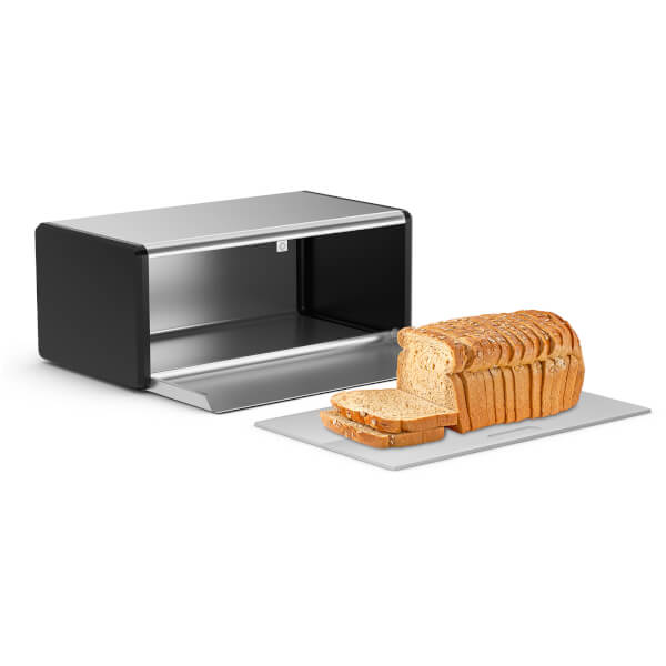 morphy richards 970251 bread bin with chopping board. Black Bedroom Furniture Sets. Home Design Ideas